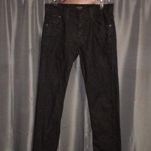 Adam Levine jeans size 30x30 black the Dean